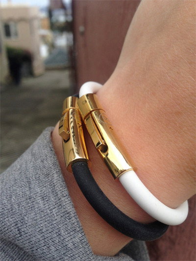 Energie Armband Tokyo Gold