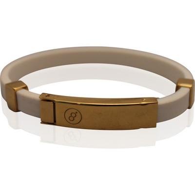 Magnet energie Armband London Gold