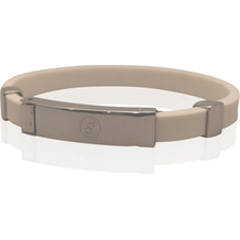 Magnet energie Armband London Silver